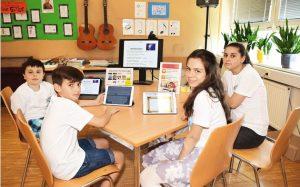 Einschreibewoche für die 1. Klassen für das Schuljahr 2020/21